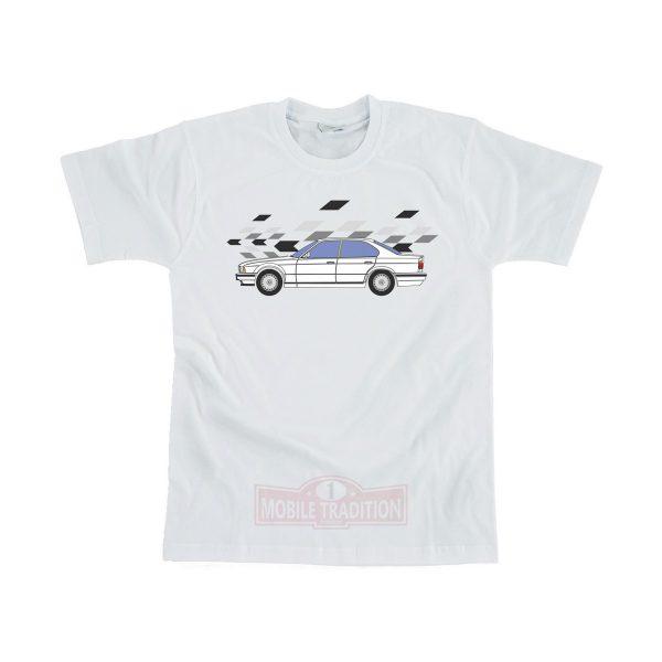 Купить футболку с БМВ Е34