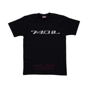 Купить футболку с BMW 740iL E38