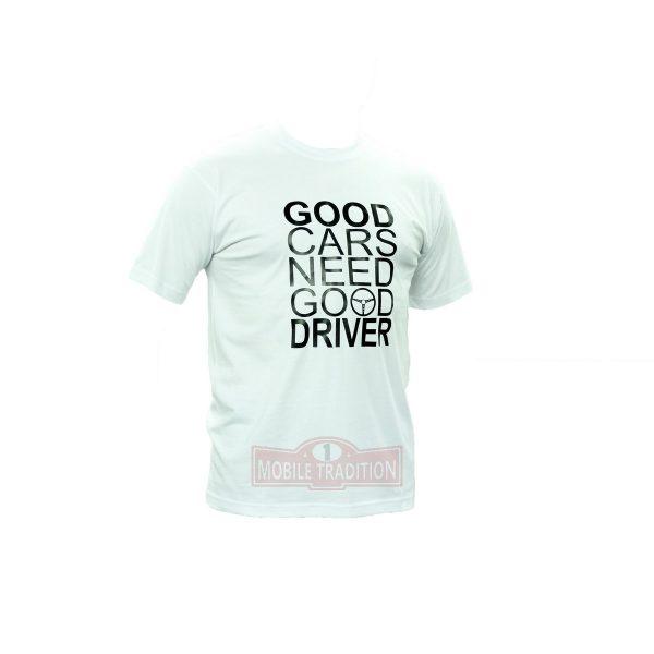 Good cars need good Driver