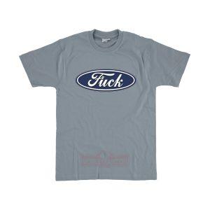 Футболка с лого Форд