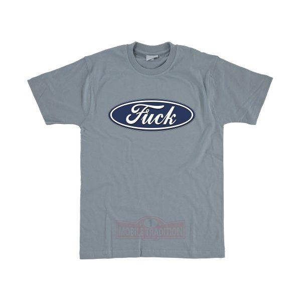 Футболка с лого Форд Fuck