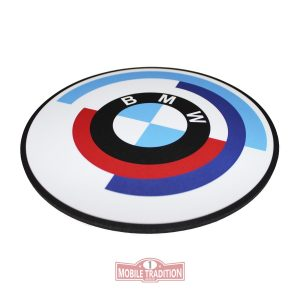 bmw motorsport heritage mouse pad