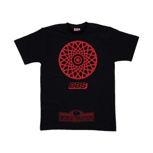 T Shirt BBS wheels acsessories