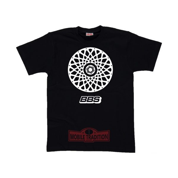 T Shirt BBS wheels acsessories