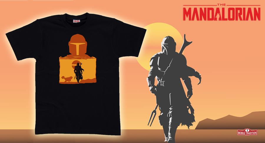 Купить футболку Звездные войны Mandalorian