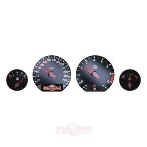 Kit BMW M Stickers E36 M3