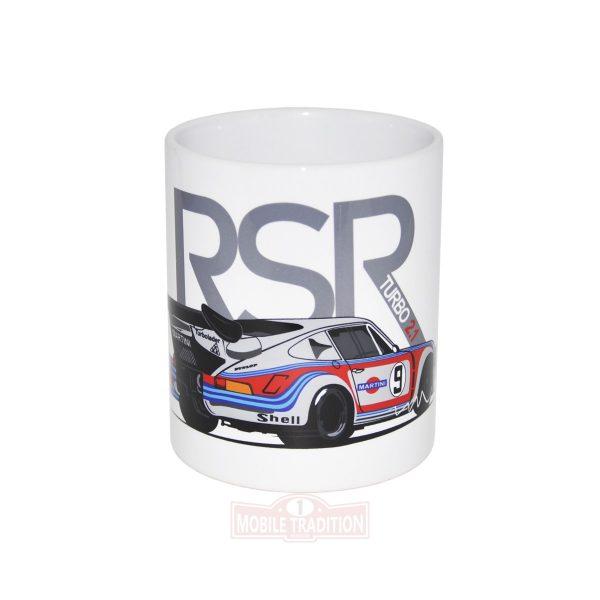 Кружка Mug Porsche 911 RSR Martini Racing