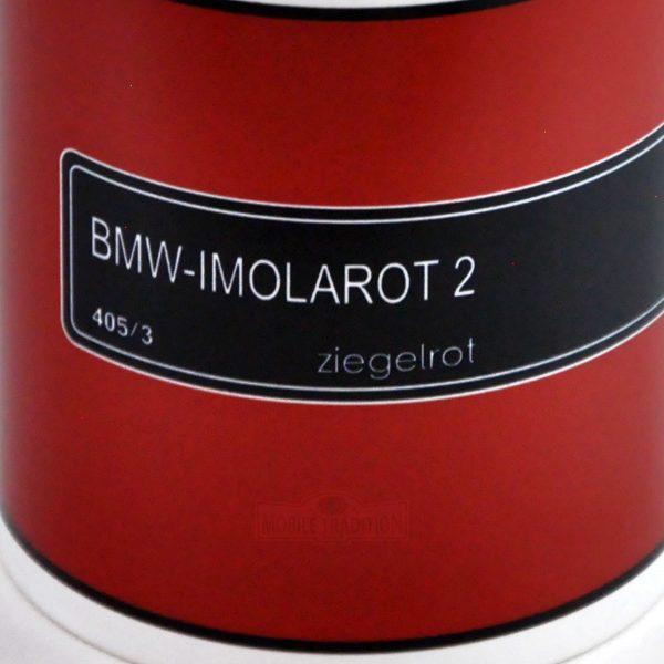 Кружка БМВ цвет Imolarot