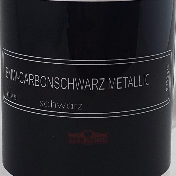 Mug BMW Colors Carbonschwars Metallic