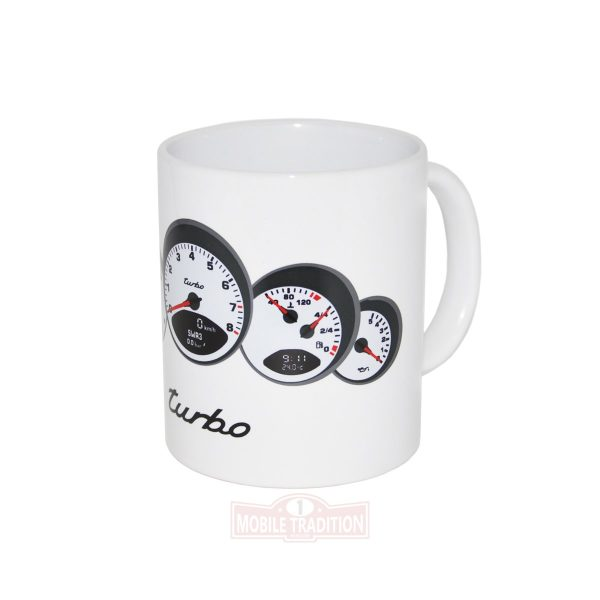 Mug Porsche 911 Turbo