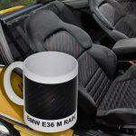 Кружка BMW E36 M Rain