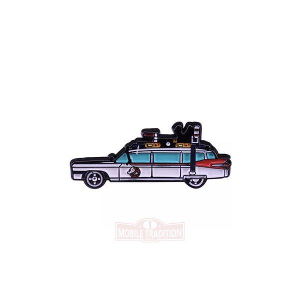 Значок с автомобилей из фильма Охотники за приведениями