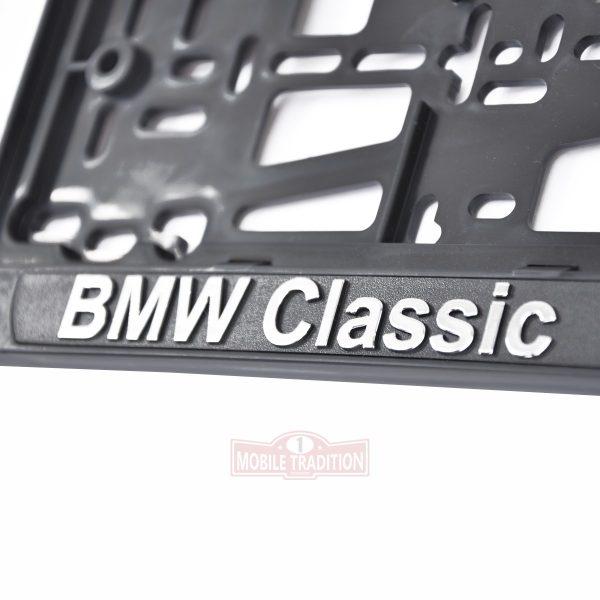 Рамки под номера БМВ Классика
