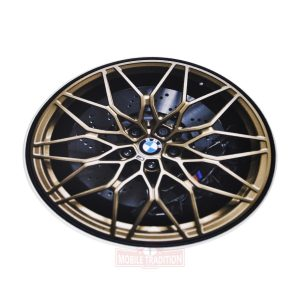 диск BMW Cross-spoke 1000M Gold Bronze