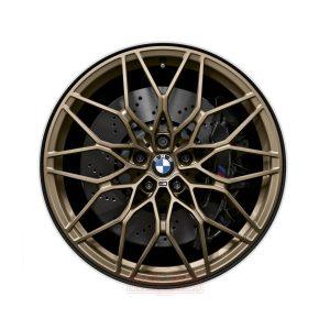 wheel BMW Cross-spoke 1000M Gold Bronze