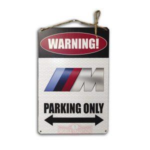 ВНИМАНИЕ BMW M парковка только