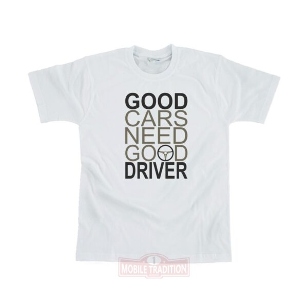 Хорошим тачкам нужны хорошие водители